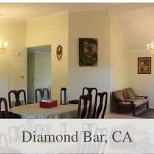 Rental info for 4 Bedrooms Diamond Bar - Must See To Believe. W... in the Diamond Bar area