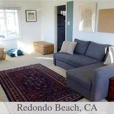 Rental info for Great 1 Bedroom 1 Bath Apartment In South. in the Redondo Beach area