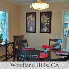 Rental info for Great Central Location 4 Bedroom, 3 Bath in the Los Angeles area
