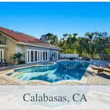 Rental info for Introducing A, 2 Story Masterpiece WithVIEWS. in the Calabasas area