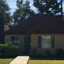 Rental info for This Spacious 2 Bedrooms, 2 Baths Single Family... in the Pasadena area