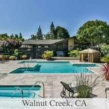 Rental info for 2 Bedrooms Apartment - Immaculate & High En... in the Walnut Creek area