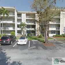 Rental info for Cozy 1/1 apartment in a 55+ community with beautiful garden views. Showing Tues. evenings and Sat. Mornings in the Lauderdale Lakes area