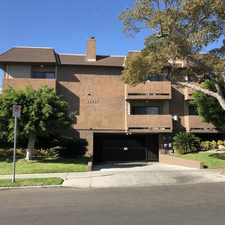 Rental info for 10731 Lawler St. #7 in the Los Angeles area