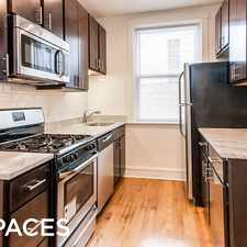 Rental info for 3401 West Balmoral Avenue #2 in the Chicago area