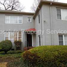 Rental info for Great town home near Downtown Greenville in Earle St/Stone Ave area! in the Greenville area