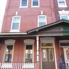 Rental info for 4018 Spring Garden Street in the West Powelton area