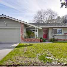 Rental info for 872 Lewiston Dr in the San Jose area