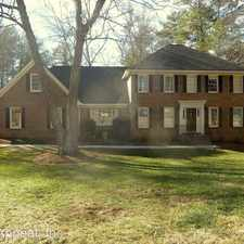 Rental info for 2498 Williamsdowns Circle