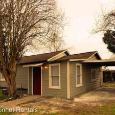 Rental info for 9302 Bauman St. in the Houston area