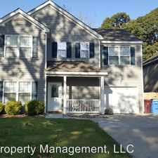 Rental info for 1605 Myrtle Ave in the Norfolk Highlands area