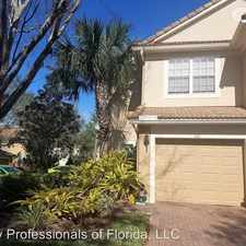 Rental info for 6485 Ranelagh Drive, Unit 101 in the Orlando area