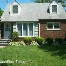 Rental info for 1469 Wentworth Avenue