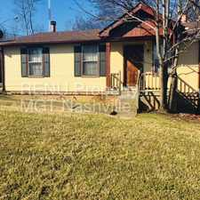 Rental info for Adorable 1/1 duplex in GREAT location- off White Bridge in the Nashville-Davidson area