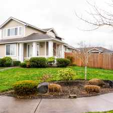 Rental info for PENDING -TURNKEY WITH 1ST FLOOR MASTER SUITE