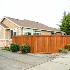 Rental info for TURNKEY TOWNHOUSE RAMBLER IN ORTING in the South Hill area