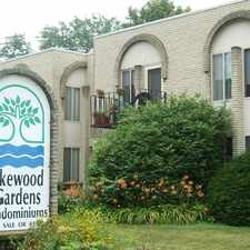 Rental info for 174 South Lakewood Garden Lane in the Madison area