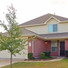Rental info for 18723 North Lyford Drive in the Houston area