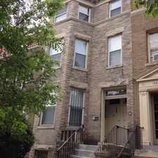 Rental info for 1734 T Street Northwest #3 in the Washington D.C. area
