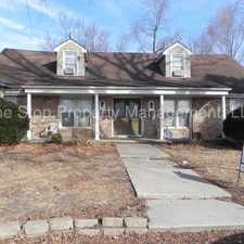 Rental info for Cozy 2 Bedroom Apartment in Blue Springs! in the Independence area