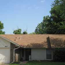 Rental info for 3 Bedroom Home in Fairfield Estates in the Oklahoma City area