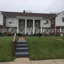 Rental info for 2 Bdrm, Laundry on site, 2nd floor, Secure. in the Dayton area