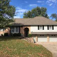 Rental info for 716 North Choctaw Avenue in the Independence area