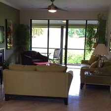 Rental info for 2 Bedrooms Townhouse - BEAUTIFUL END UNIT IN PA... in the Palm Beach Gardens area