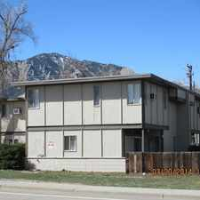 Rental info for 2bd/1ba With Washer/dryer In Unit AND FENCED IN... in the Boulder area