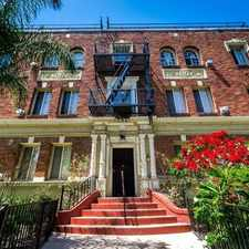 Rental info for Apartment In Prime Location in the Los Angeles area