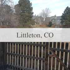 Rental info for Remodeled 3 Bedroom, 2 Bath Townhouse Located I... in the Centennial area