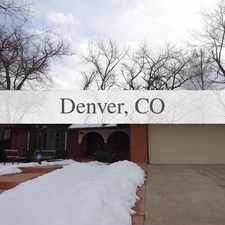 Rental info for Denver, Prime Location 5 Bedroom, House in the Lakewood area