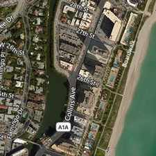 Rental info for Modern One-story Waterfront Home Near The Beach... in the Miami Beach area