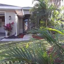 Rental info for Cape Coral, 3 Bed, 2 Bath For Rent in the Cape Coral area