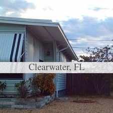 "Rental info for Well Establish ""55"" Plus Adult Waterfro... in the Largo area"