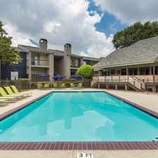 Rental info for The Shore in the Houston area