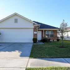 Rental info for 8567 Chaletford Drive in the Houston area