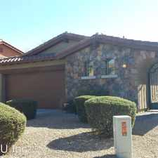 Rental info for 7233 E. ECLIPSE DRIVE