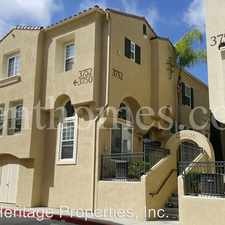 Rental info for 3752-106 Mykonos Lane in the San Diego area