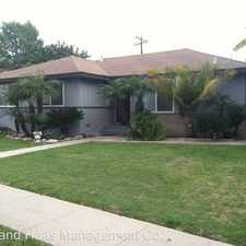 Rental info for 2430 Candlewood St. in the Long Beach area