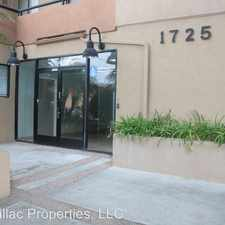 Rental info for 1725 Grismer Ave in the Los Angeles area