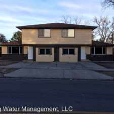 Rental info for 1323 Potter Drive in the Colorado Springs area