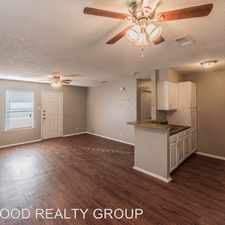 Rental info for 3518 GRANT AVE APT 101 in the San Antonio area