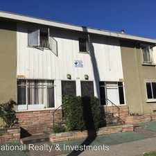 Rental info for 535 S Manhattan Place #5 in the Los Angeles area