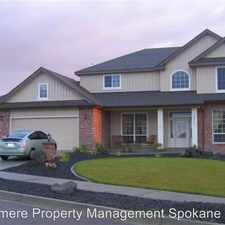 Rental info for 2111 W St. Thomas More Way in the Spokane area