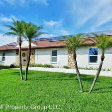 Rental info for 4301 46th Ave S in the St. Petersburg area