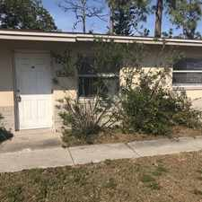 Rental info for One Bedroom One Bathroom Available In Pine Manor in the Cape Coral area