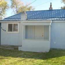 Rental info for House For Rent In Chubbuck.