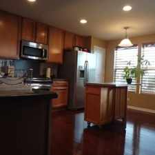Rental info for Fully Upgraded Townhome For Rent
