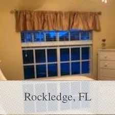 Rental info for Beautiful, Partially Furnished 1/1 In The East. in the Rockledge area